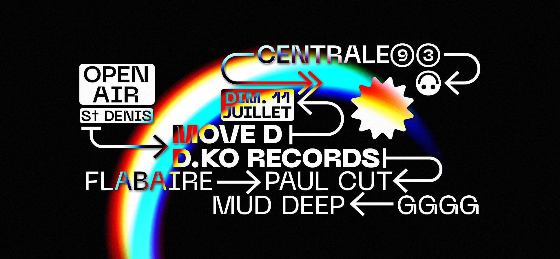 Centrale93 : Move D & D.KO