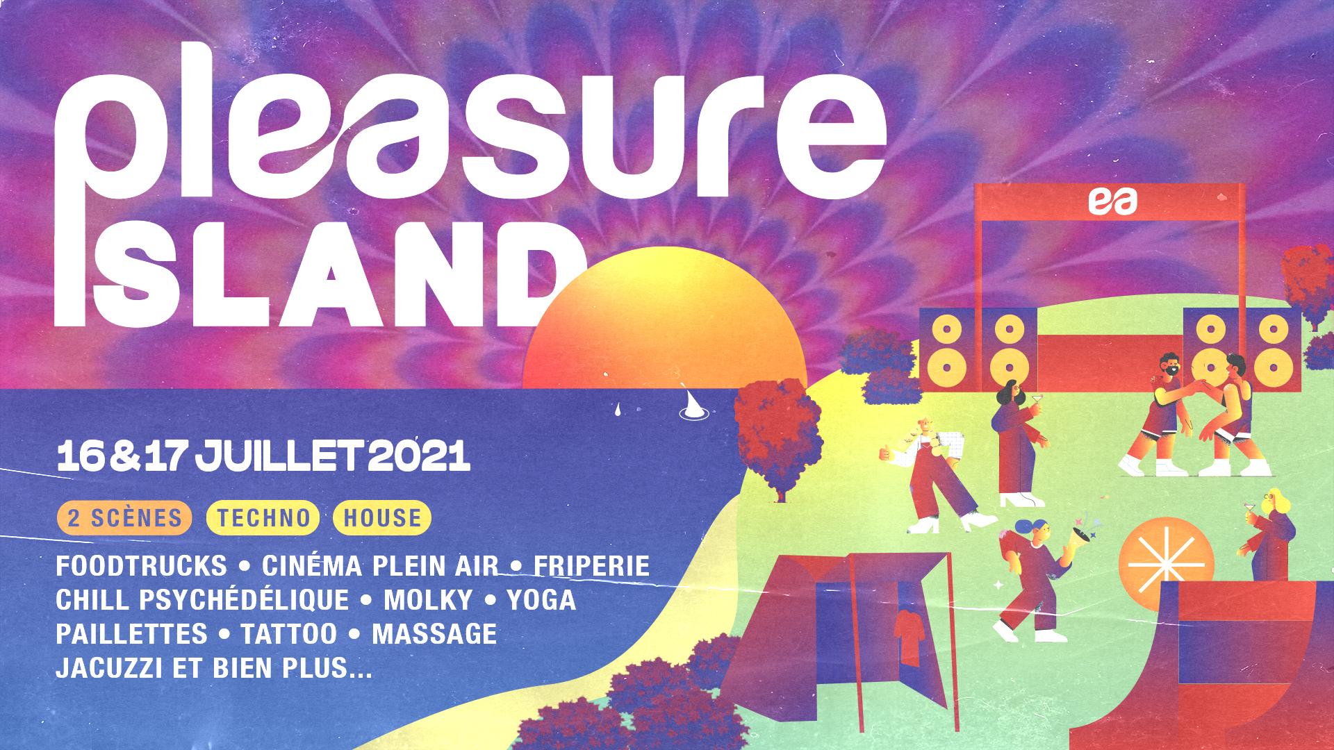 Opening Pleasure Island (Open Air) - by BNK