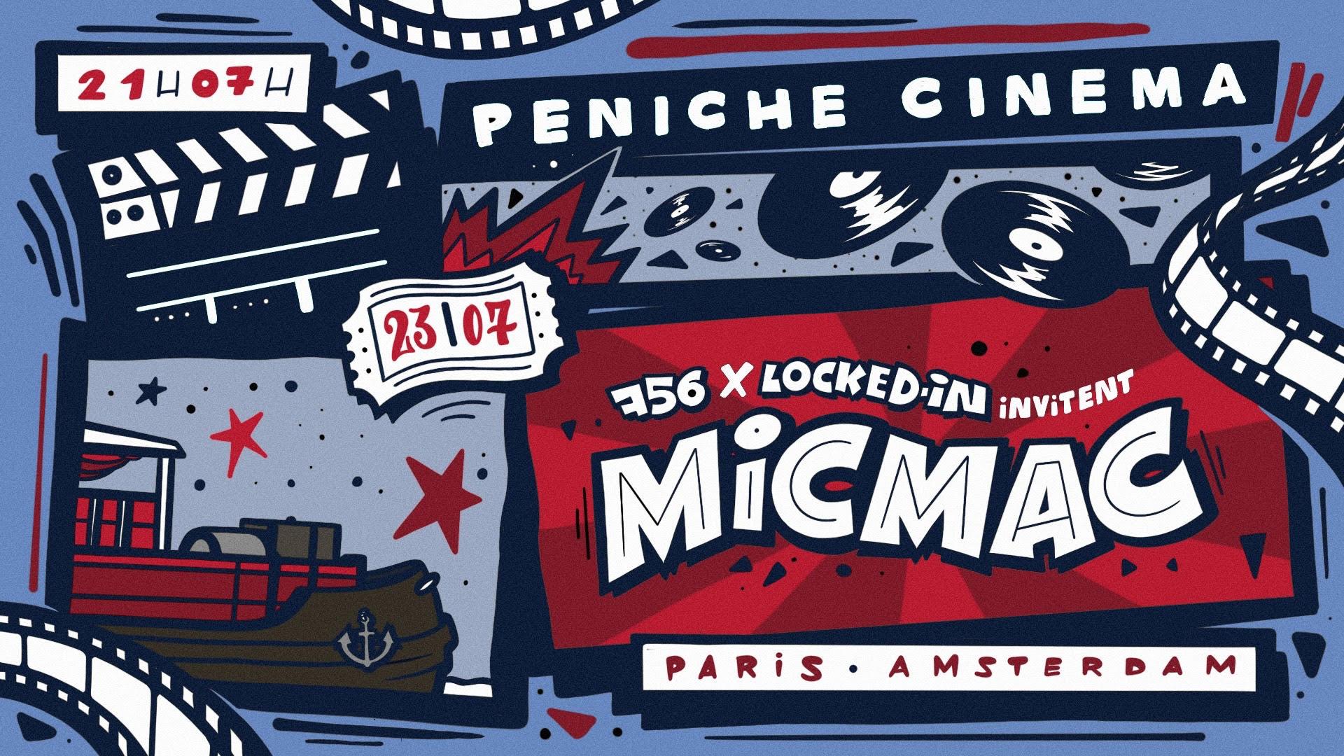 756 x Locked-in invitent Micmac