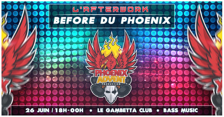 L'Afterwork - Before du Phoenix
