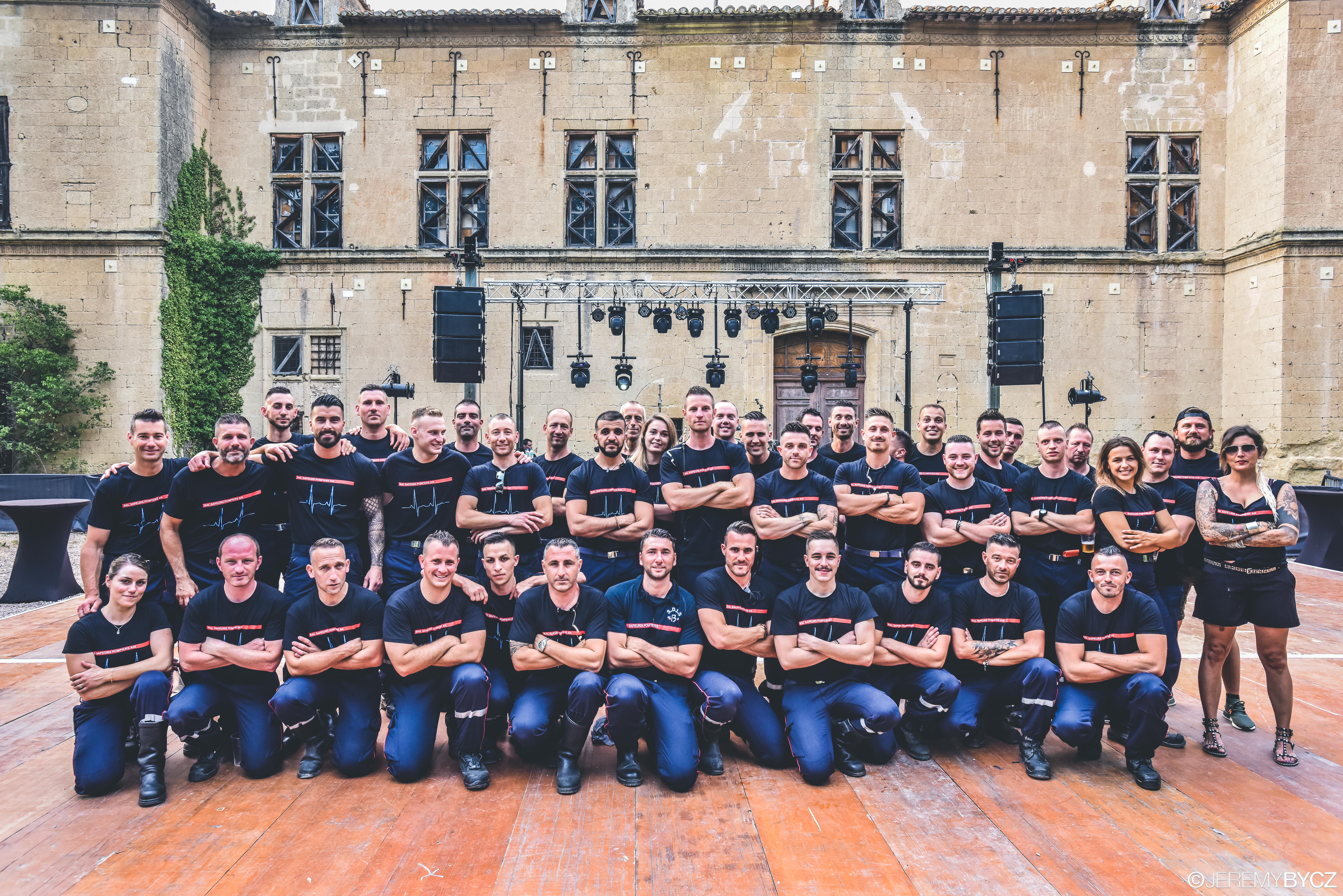 Bal des Sapeurs Pompiers d'Aix En Provence 2021
