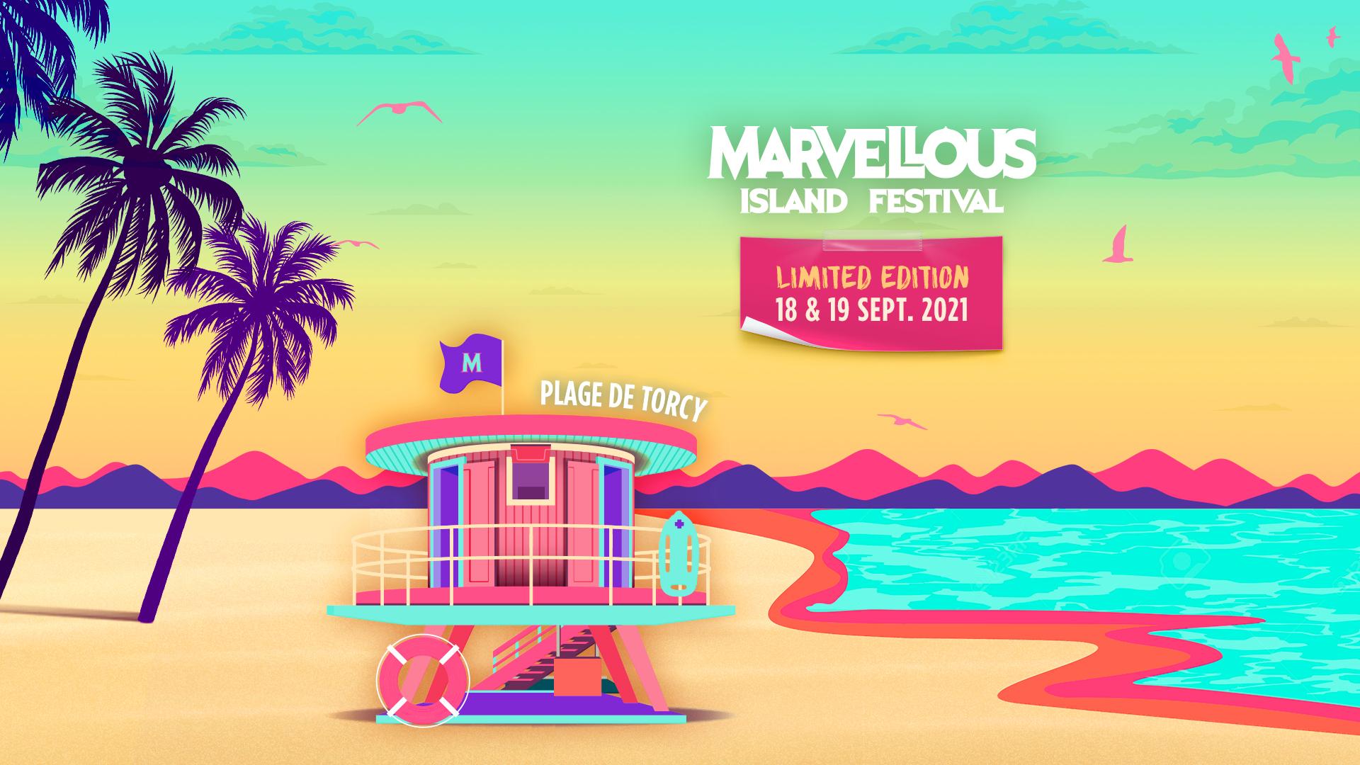 MARVELLOUS ISLAND 2021 : LIMITED EDITION