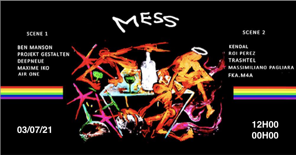 Mess//1//Special Pride 03/07/21