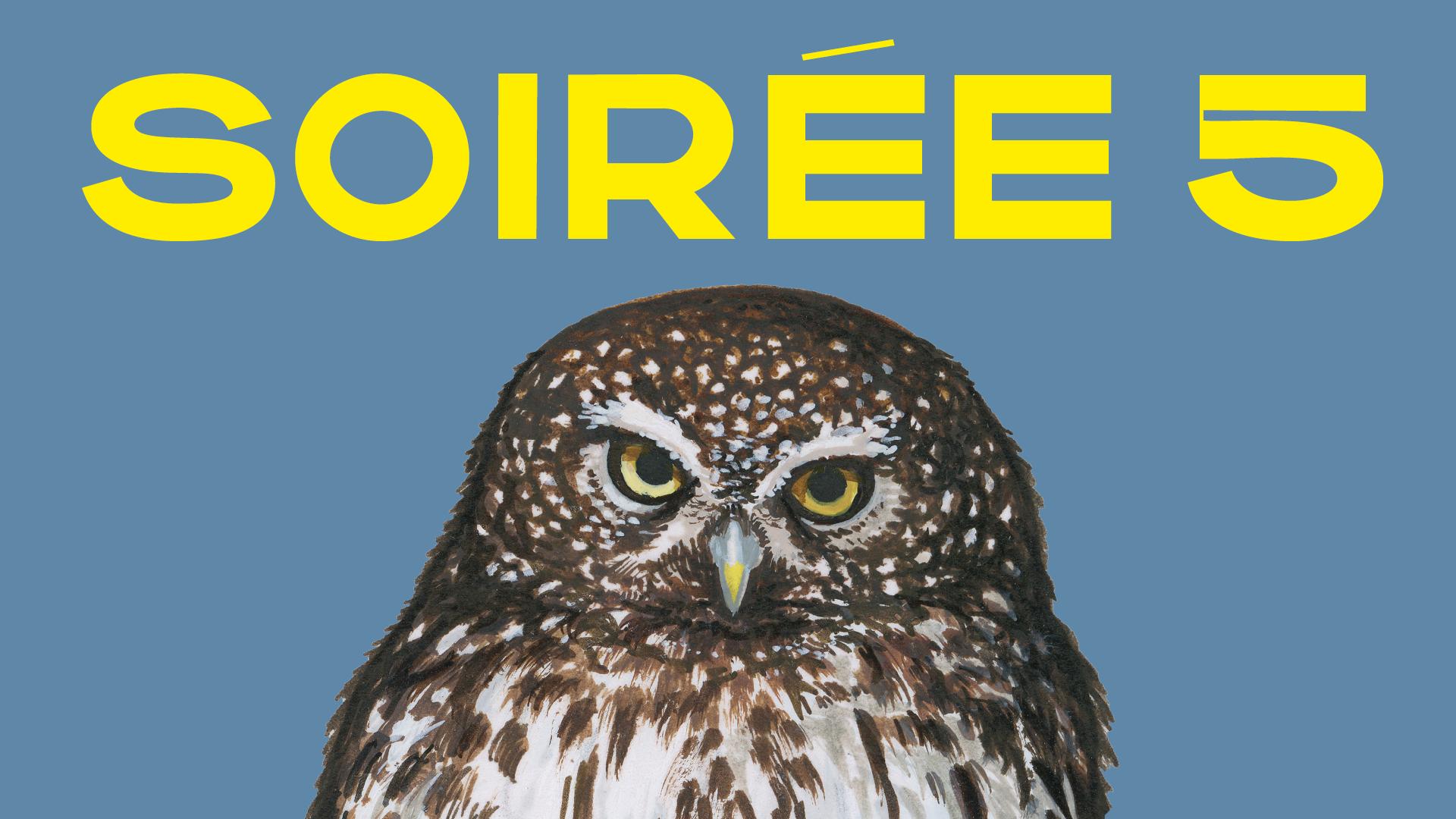 SOIRÉE 5 - SAMEDI 24 JUILLET