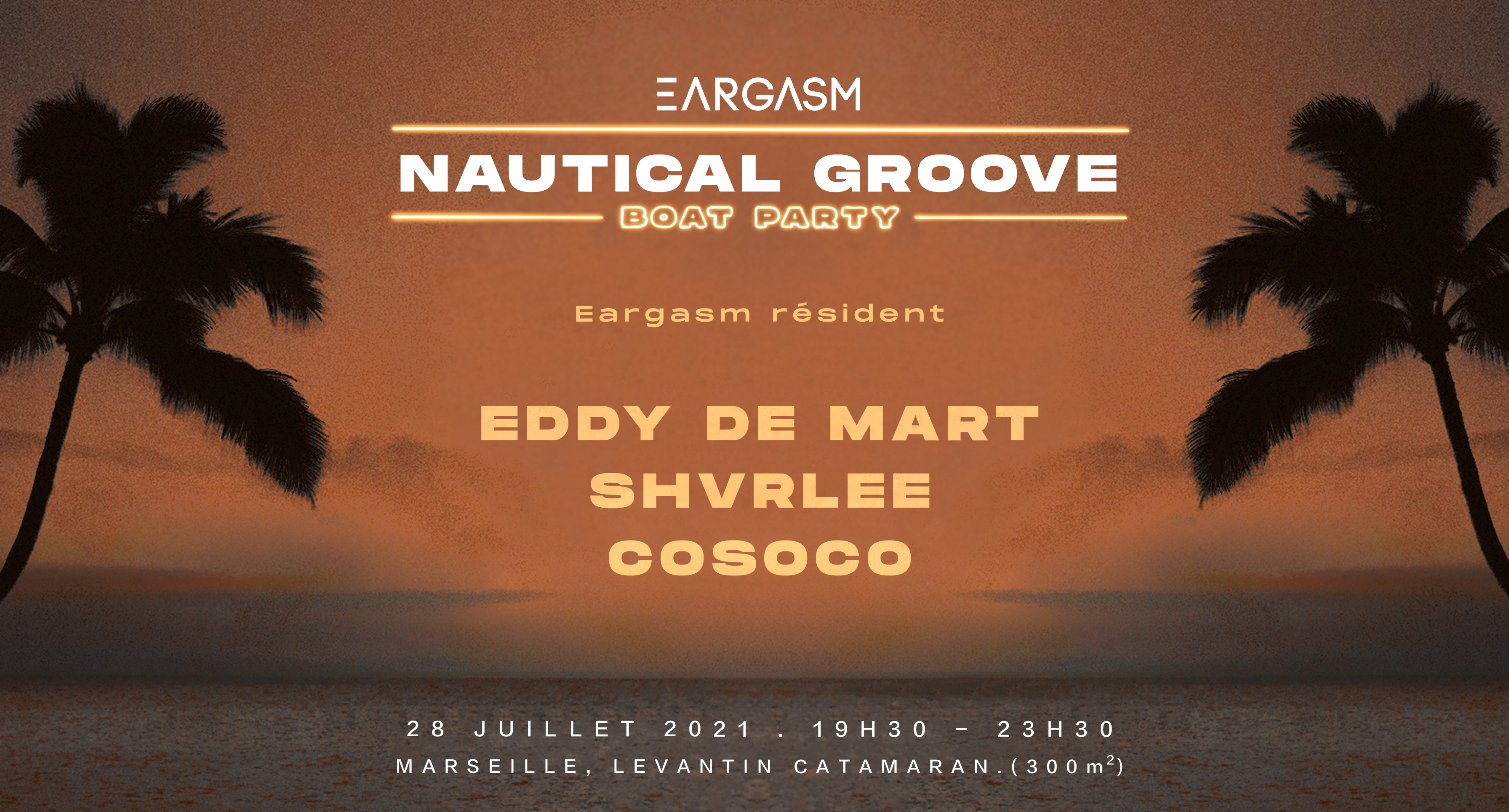 NAUTICAL GROOVE #9 [BOAT PARTY] by Eargasm