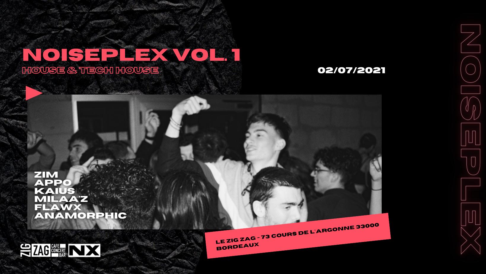 Noiseplex Vol. 1
