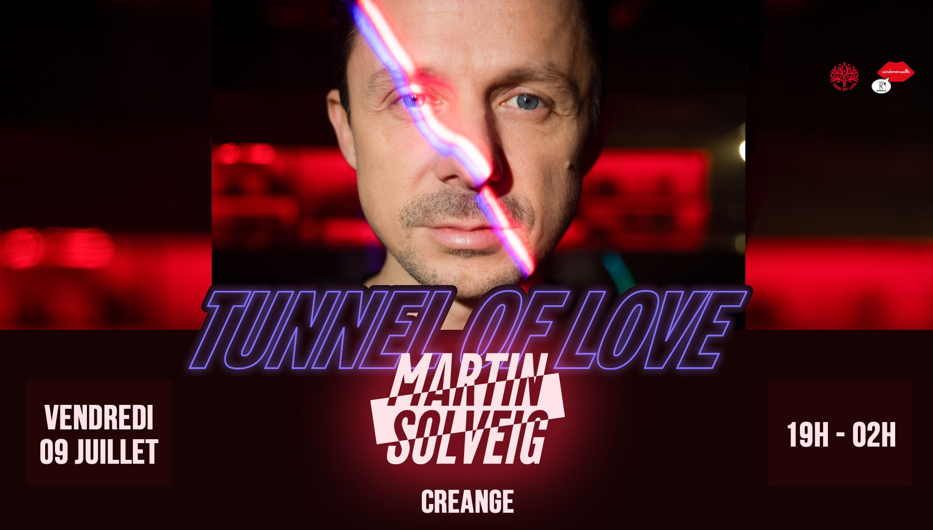 R2 Rooftop x Tunnel Of Love : MARTIN SOLVEIG