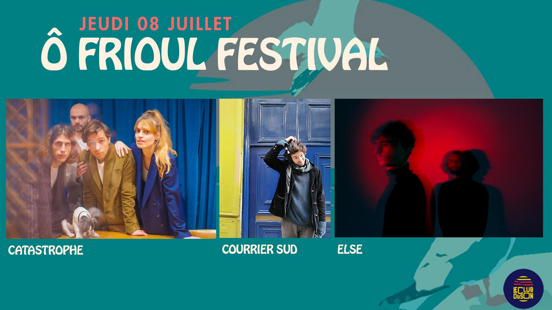 Ô Frioul Festival   Jeudi