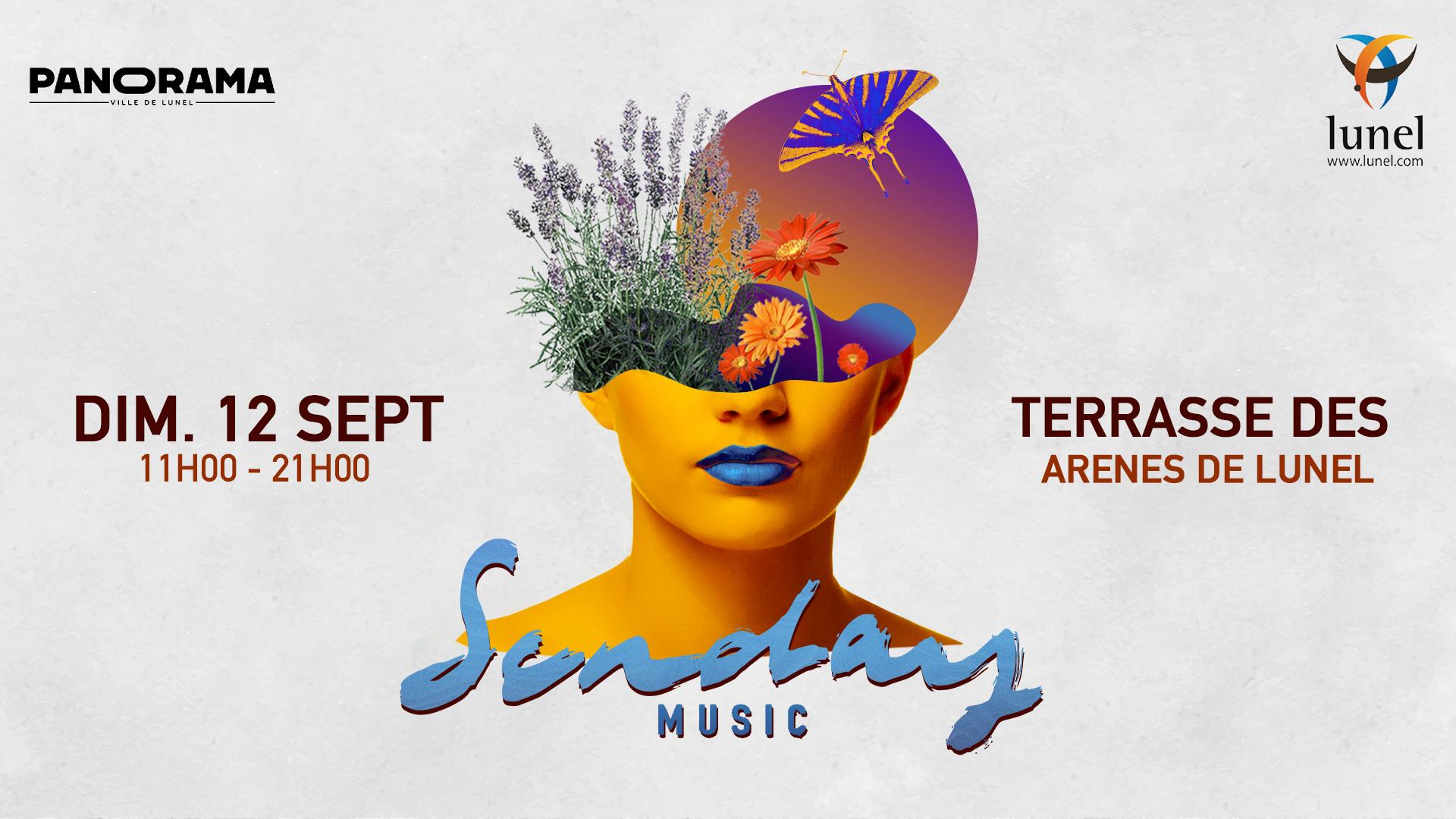 SUNDAY MUSIC x Terrasses des arènes de Lunel
