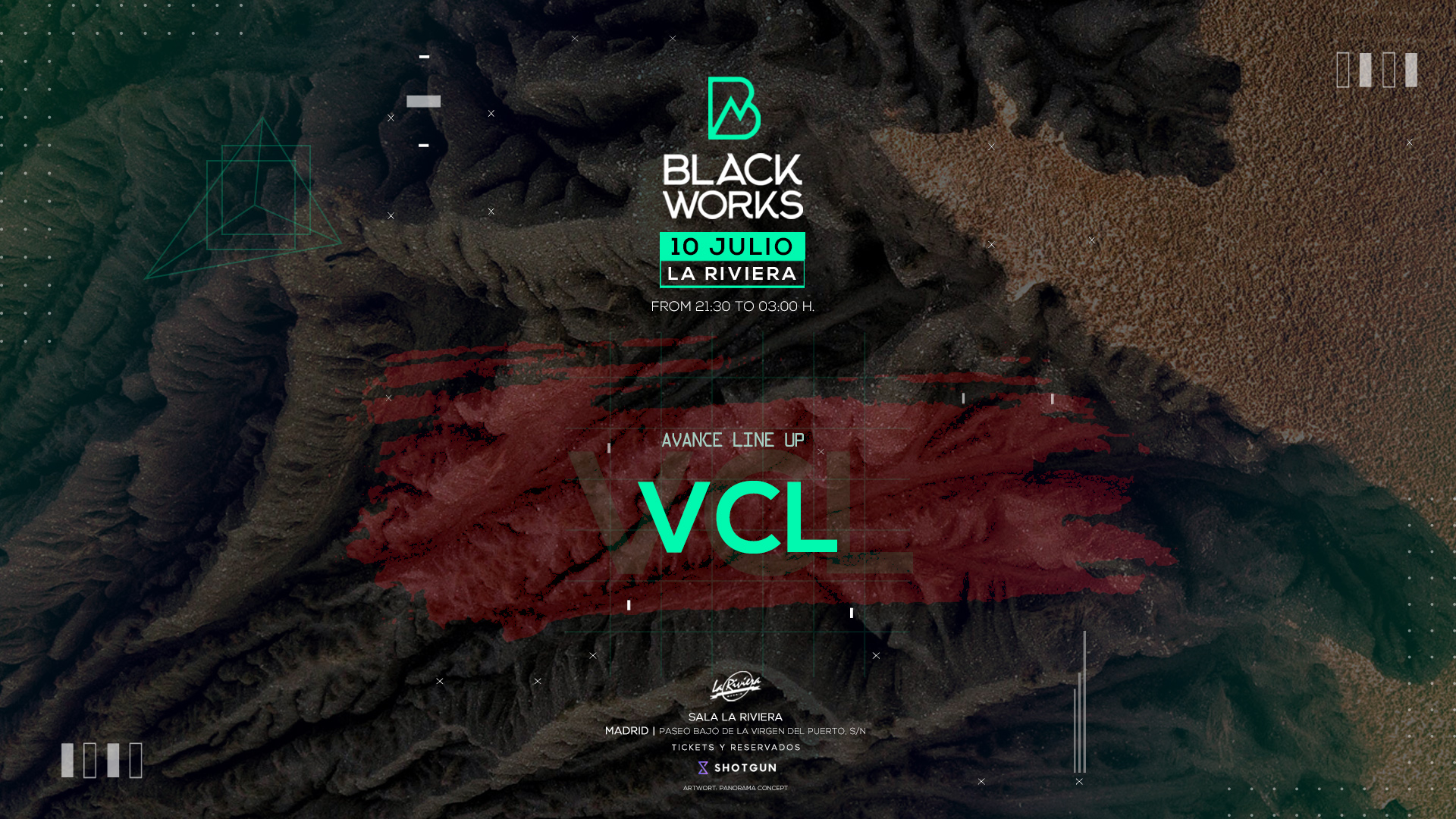 Blackworks Club: VCL