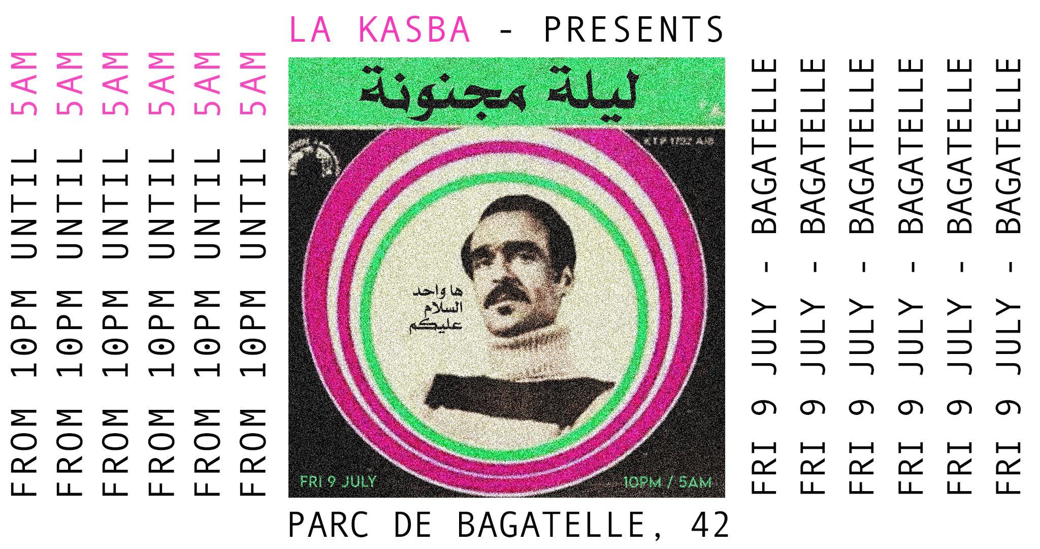 La Kasba - PARC DE BAGATELLE 42