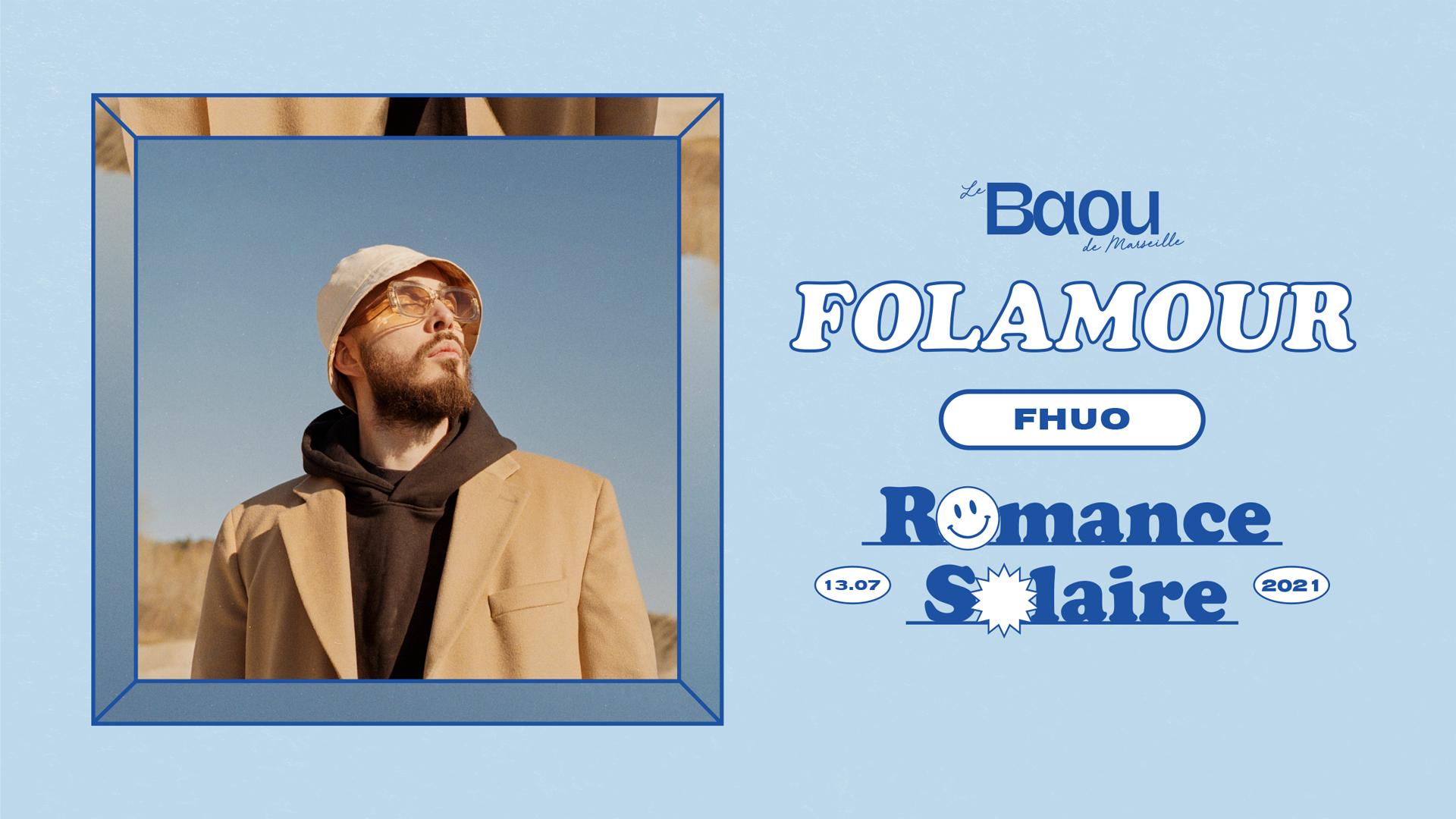 BAOU : Romance Solaire / FOLAMOUR