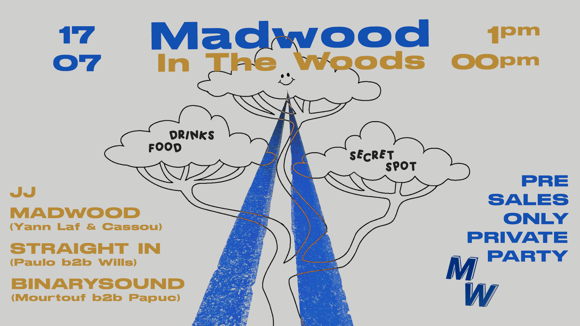 Madwood in the Wood