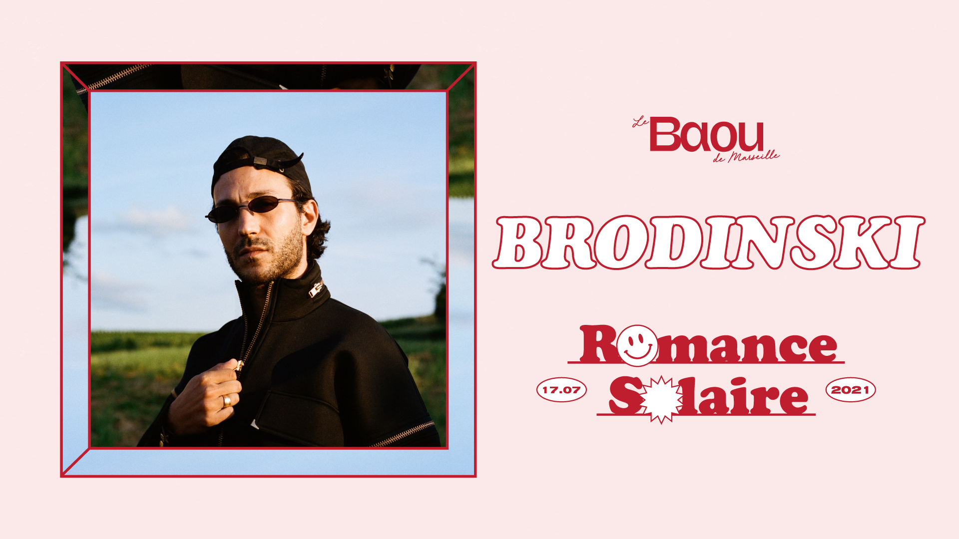 BAOU : Romance Solaire / BRODINSKI