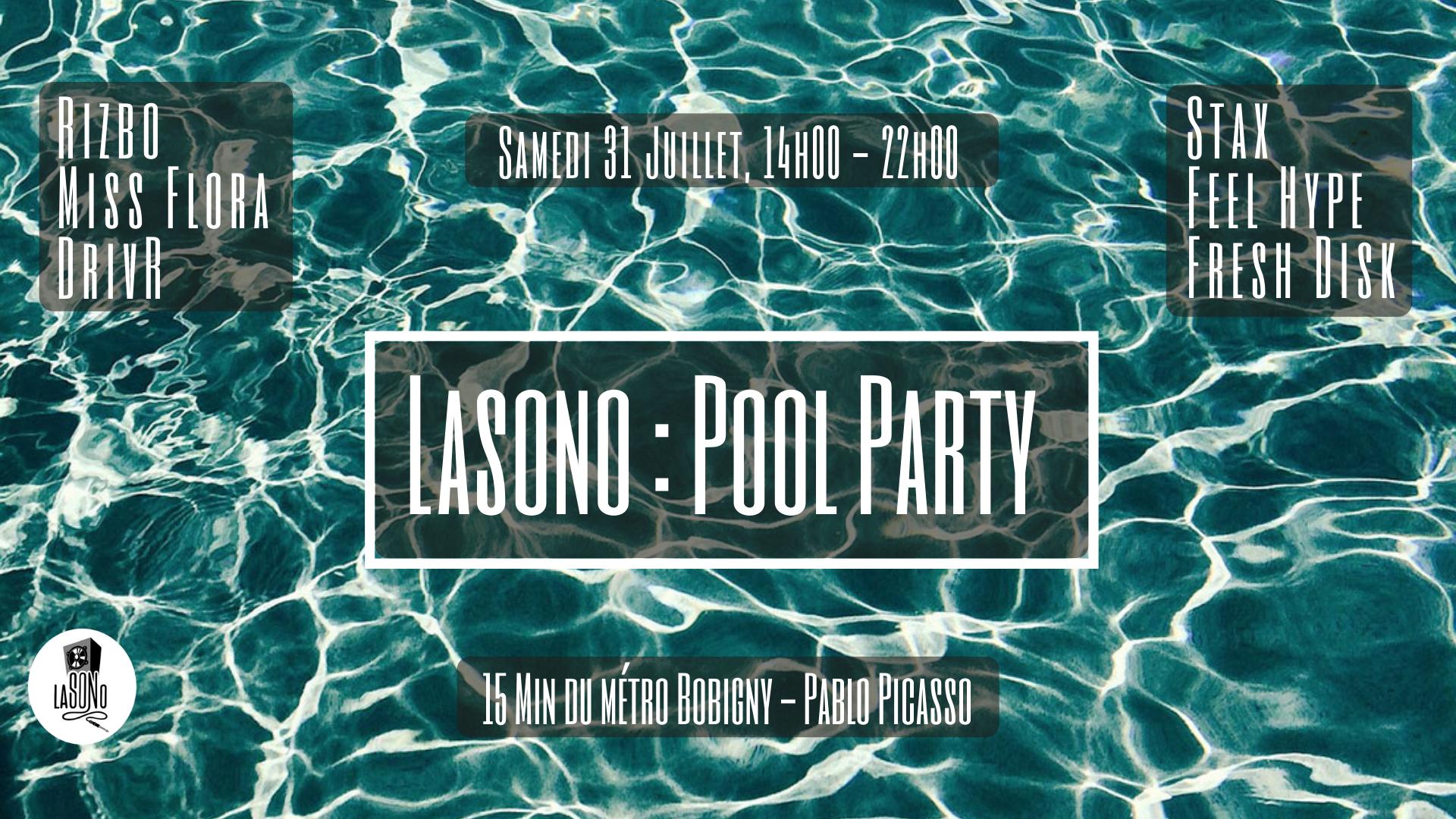 LaSono : Pool Party