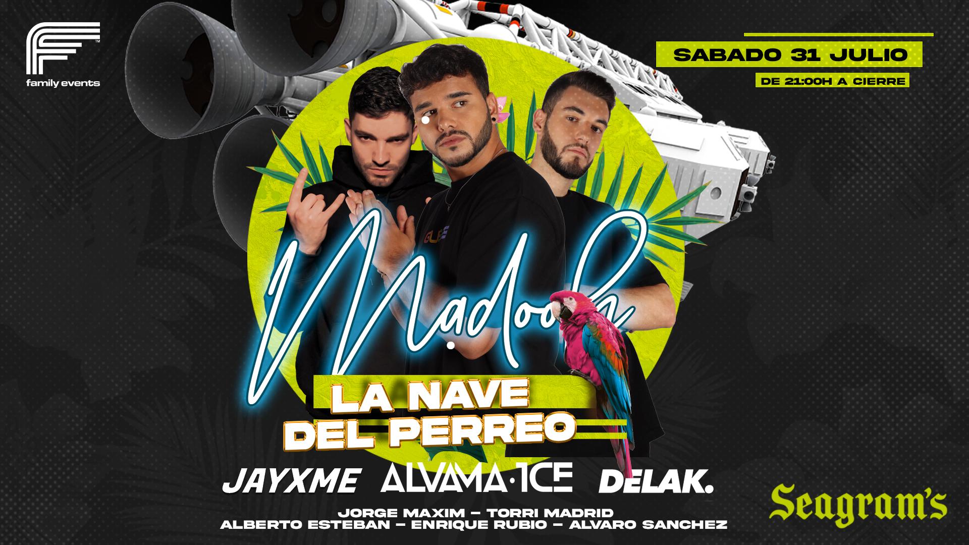 La Nave del Perro - Super Madooh en Family EVENTS