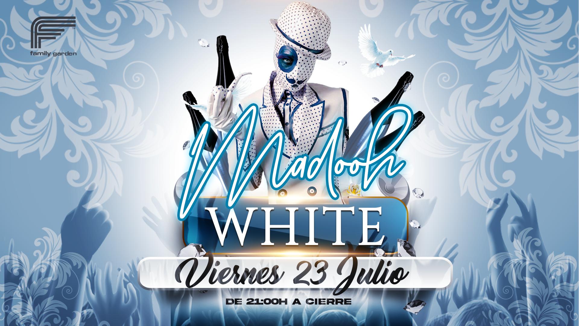 Madooh White Party - FAMILY GARDEN