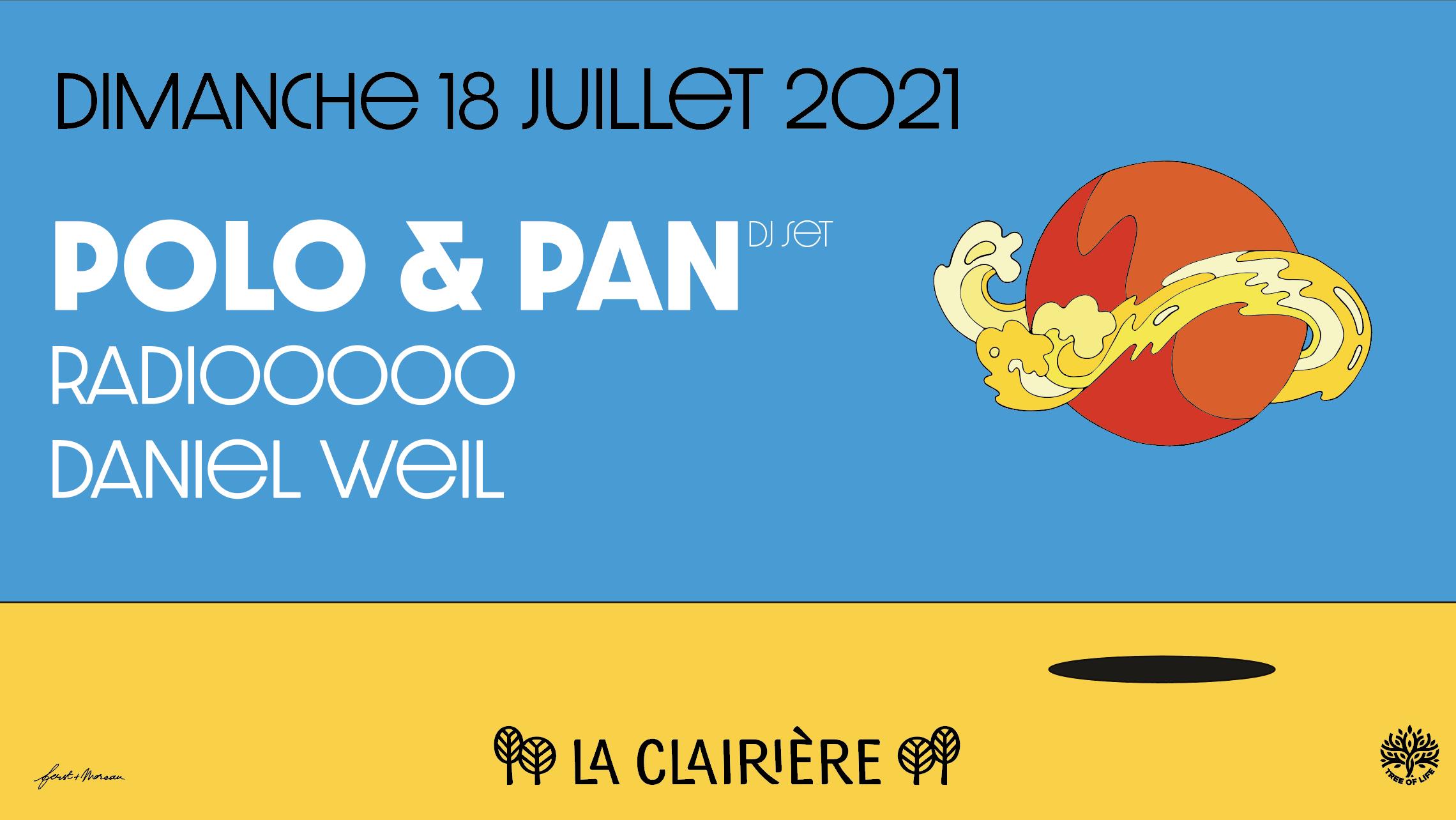 POLO & PAN DJ Set