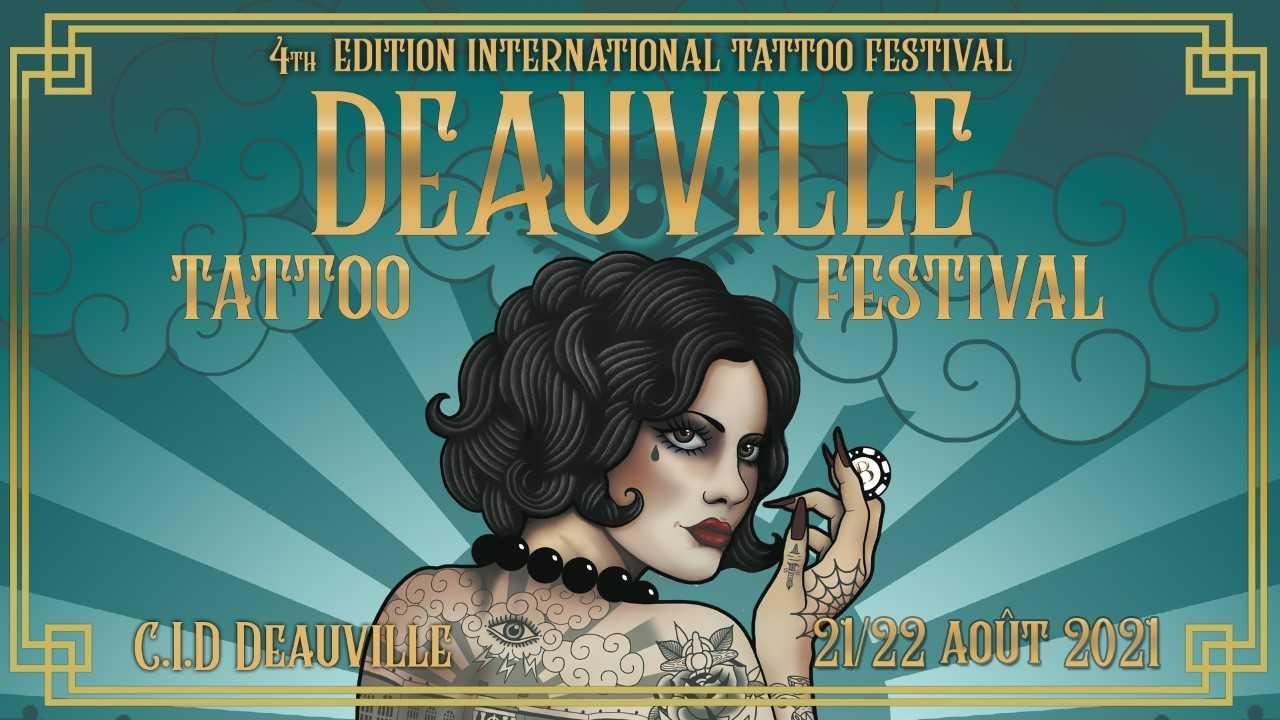 [LIVESTREAM] Deauville Tattoo Festival 2021