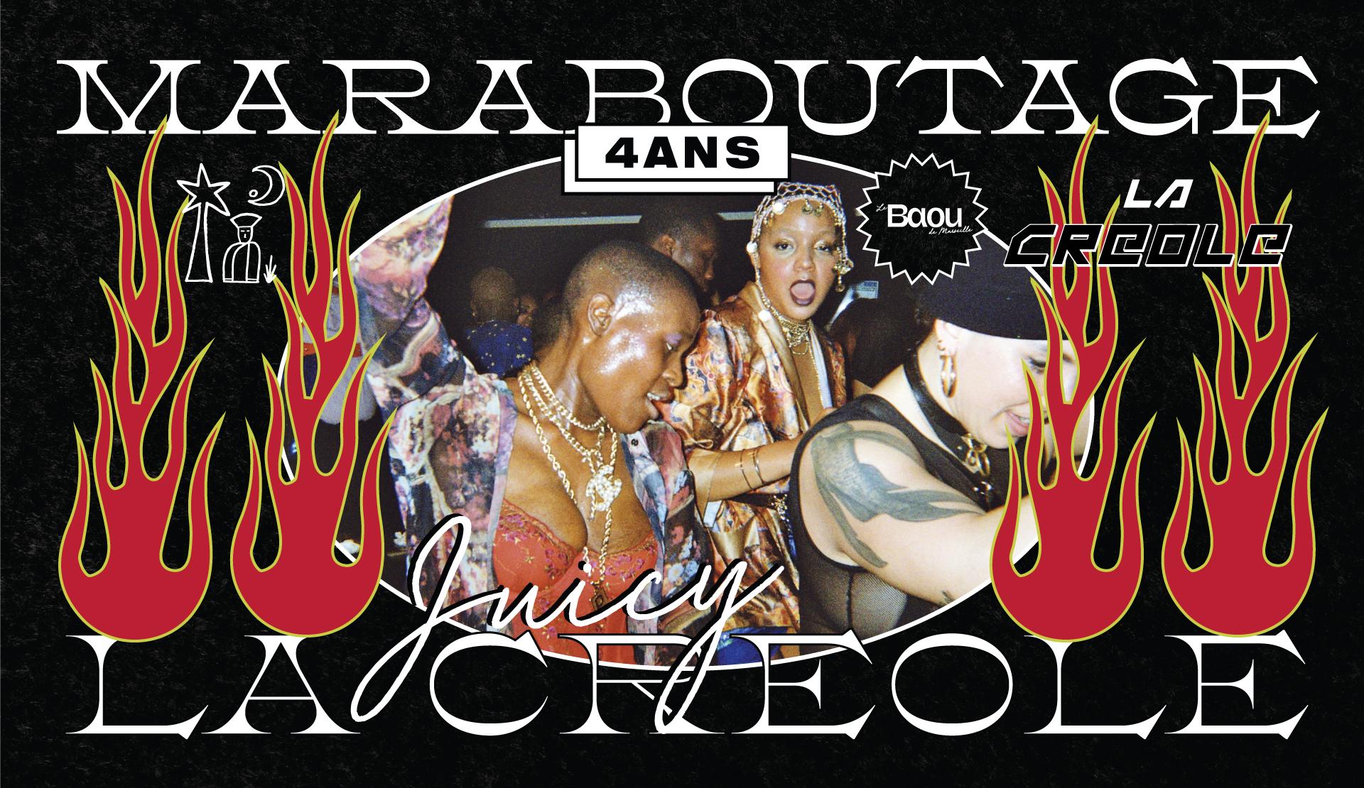 Baou : Maraboutage 4ans w/ la Creole