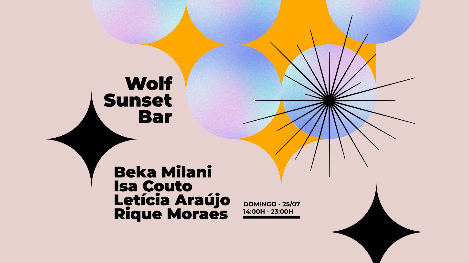 Wolf Sunset Bar