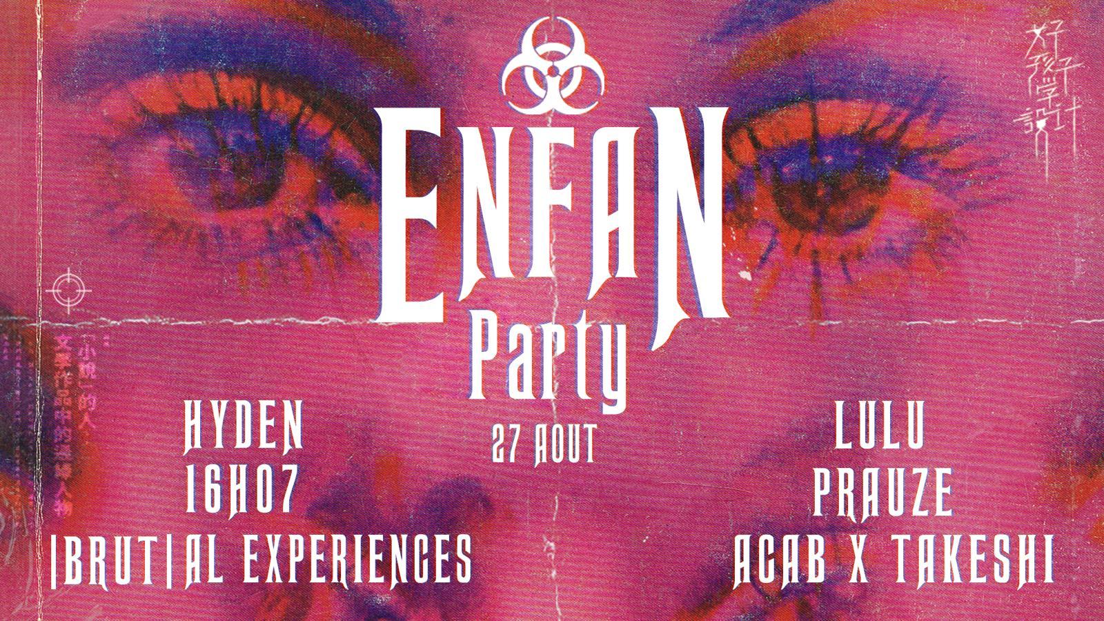 ENFAN PARTY