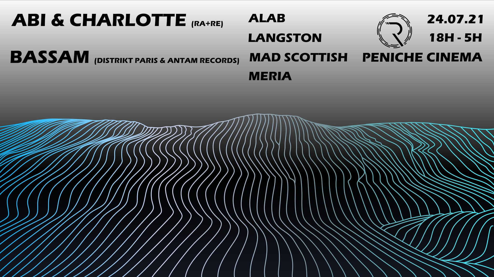 Quatre Records invite ABI & Charlotte (RA+RE), Bassam (Distrikt Paris)