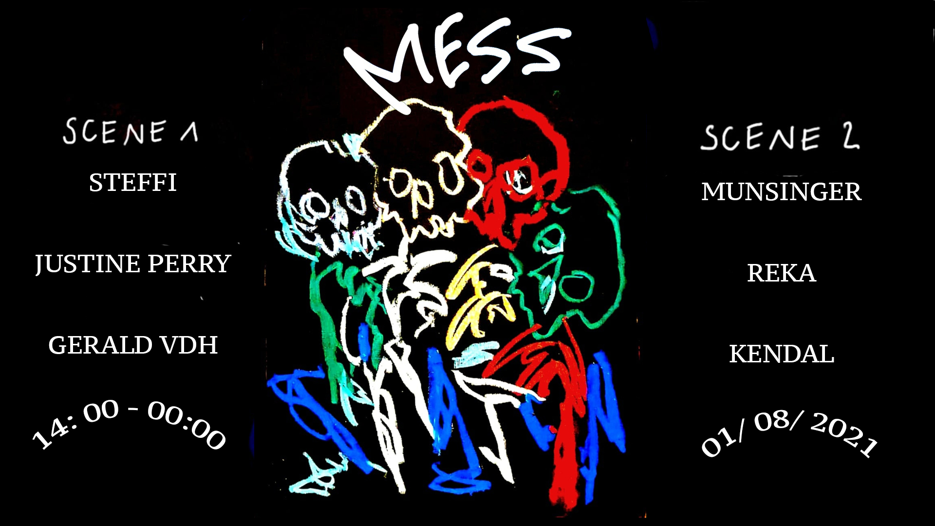 MESS// INSOLENCE