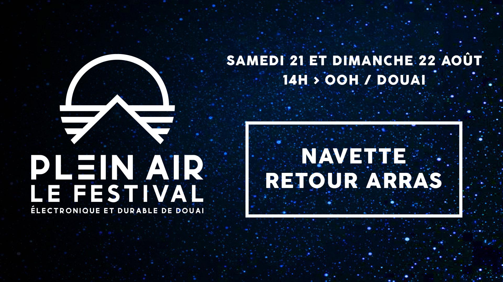Navettes Douai - Arras
