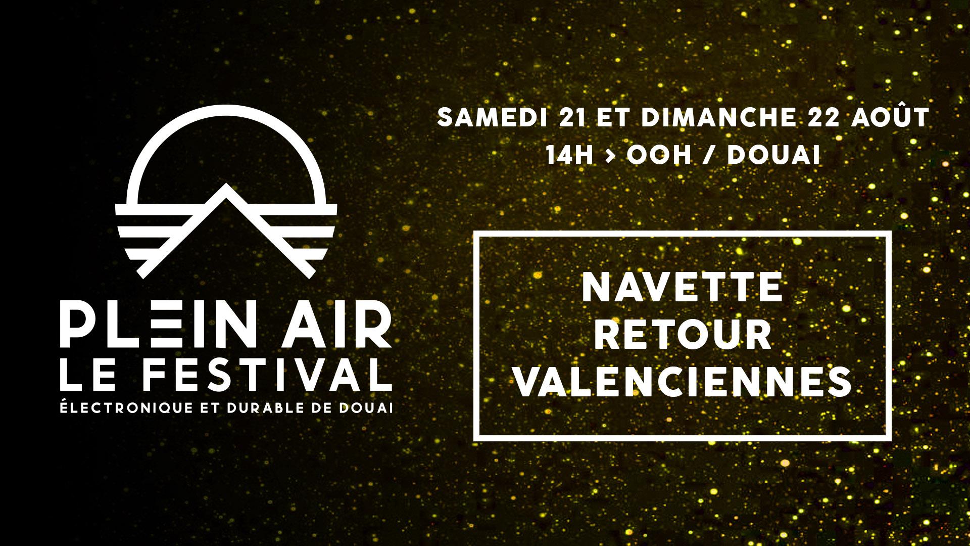 Navettes Douai - Valenciennes