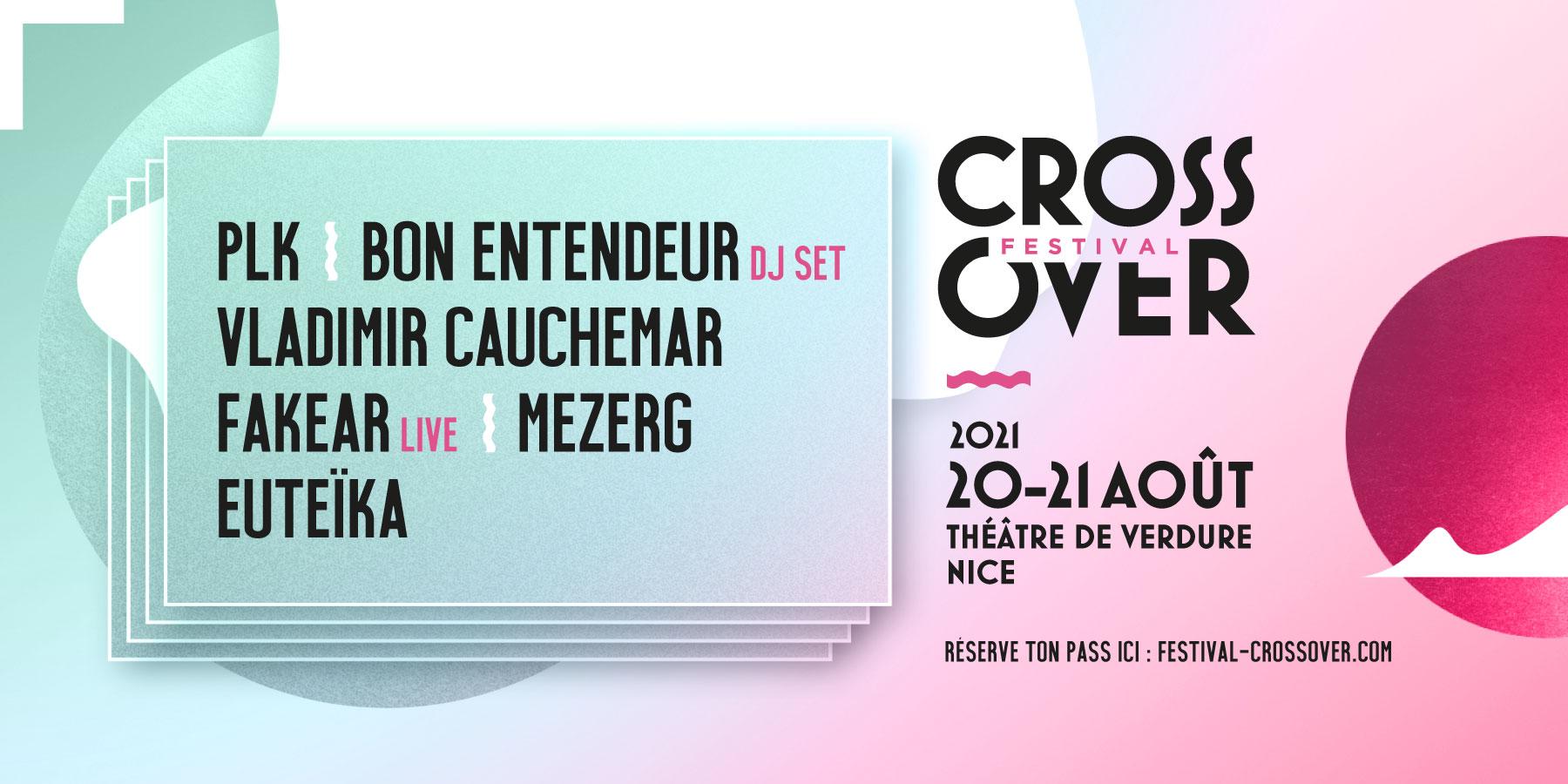 Crossover Festival 2021 @ TDV