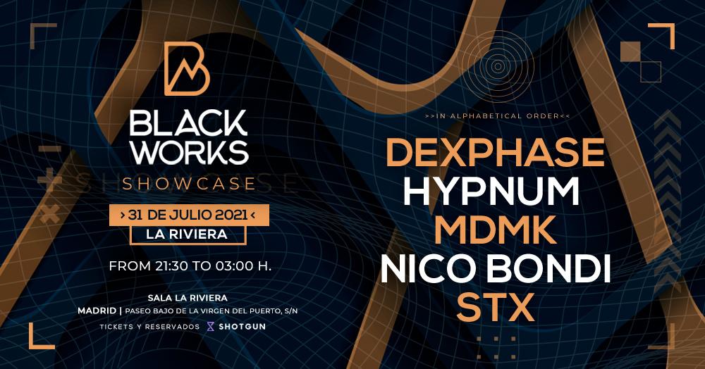 Blackworks Showcase: Dexphase + Hypnum & more