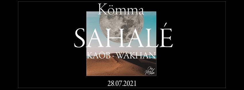 KÖMMA Paris + Sahalé