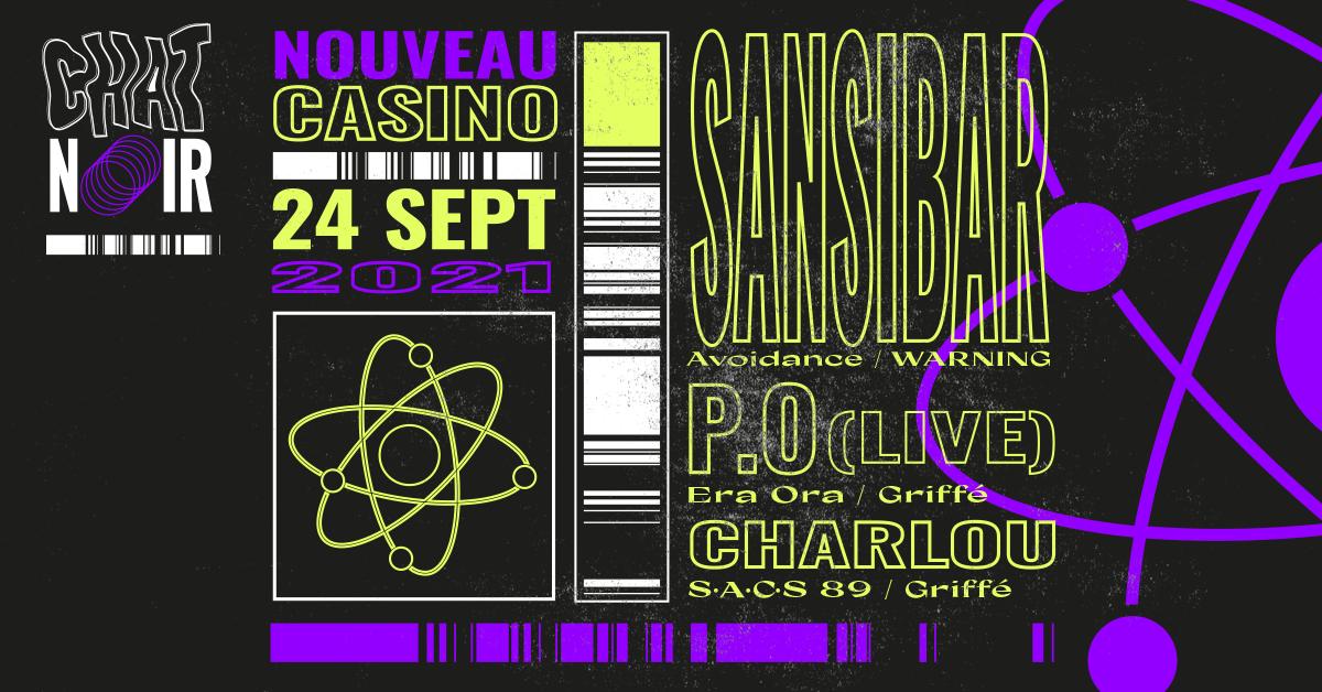 Chat Noir invite Sansibar