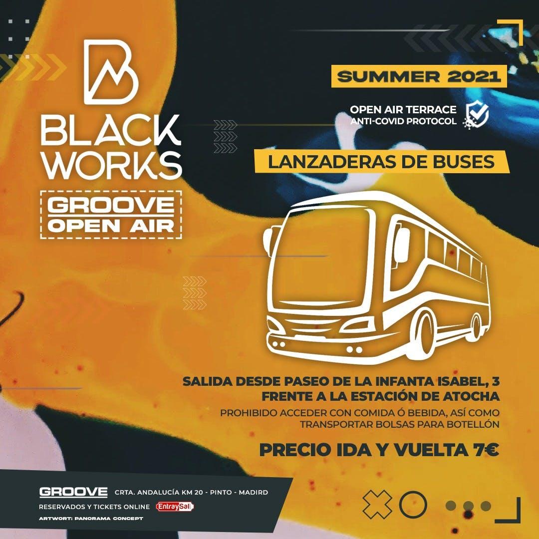 (BUS) BLACKWORKS W/ I HATE MODELS