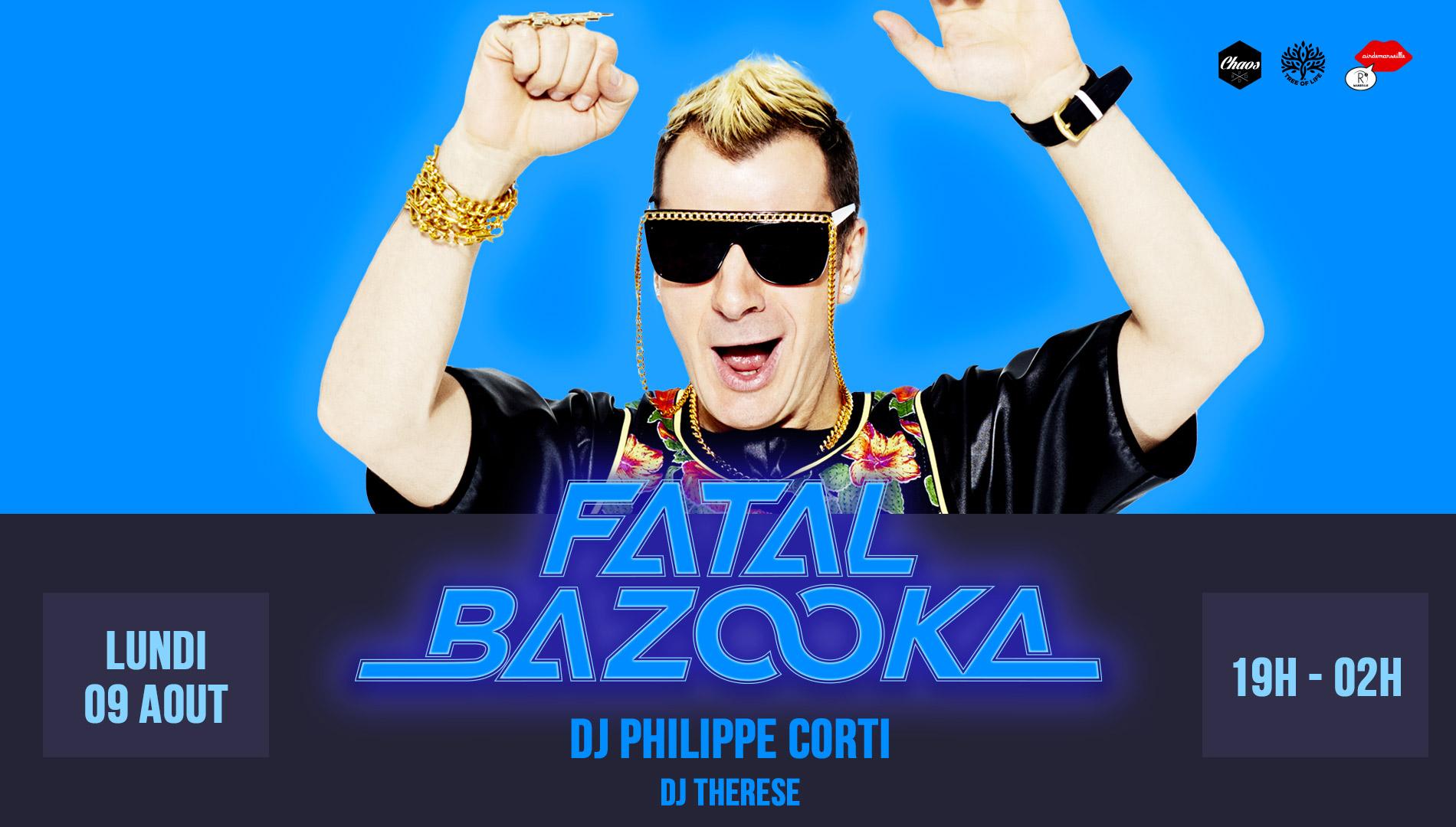 R2 Rooftop x FATAL BAZOOKA