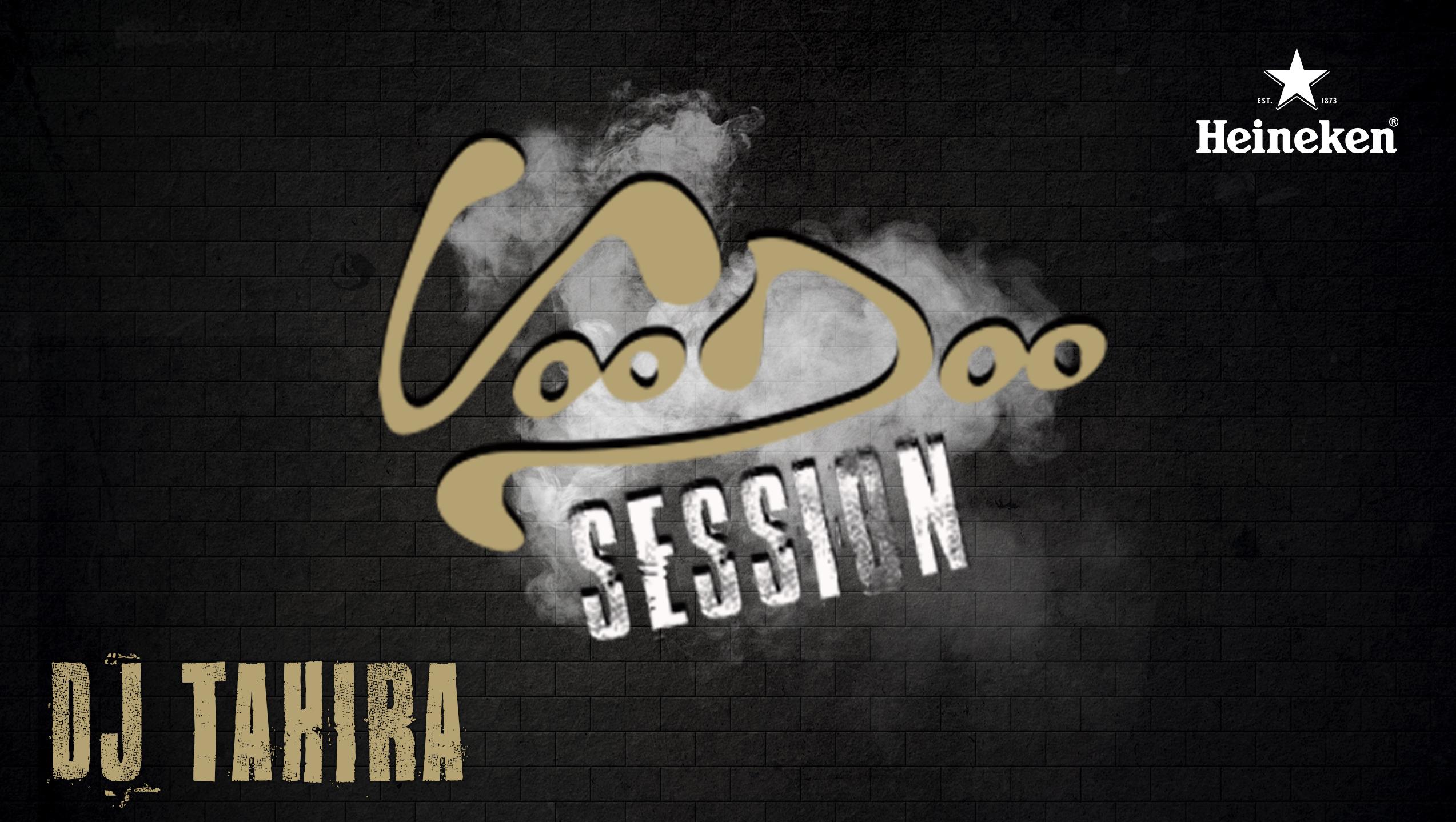 Session VooDoo #008 convida DJ Tahira