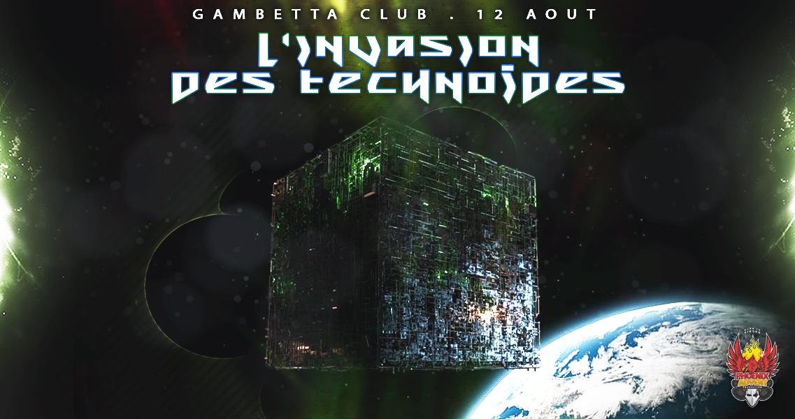 L'Invasion des Technoïdes