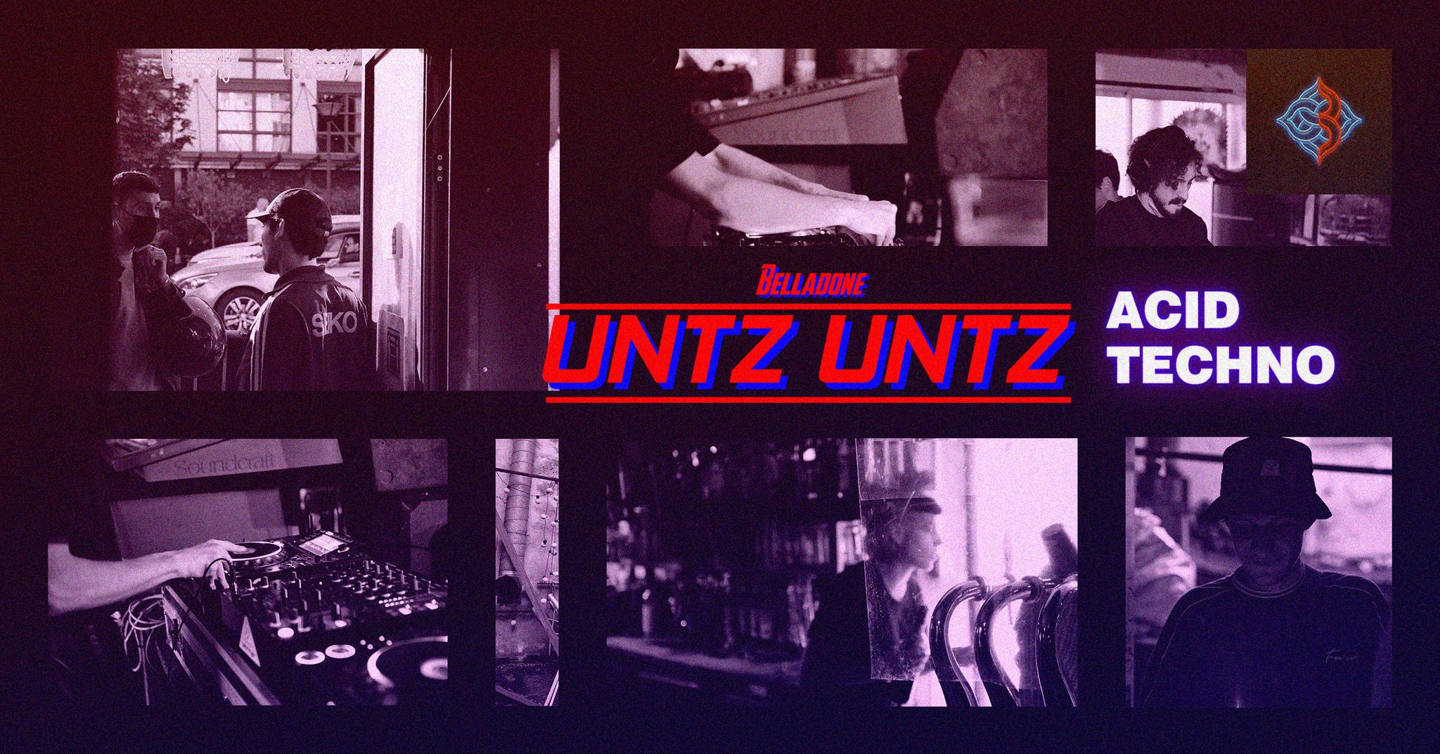 SOLD OUT ___ untz untz #5 ___