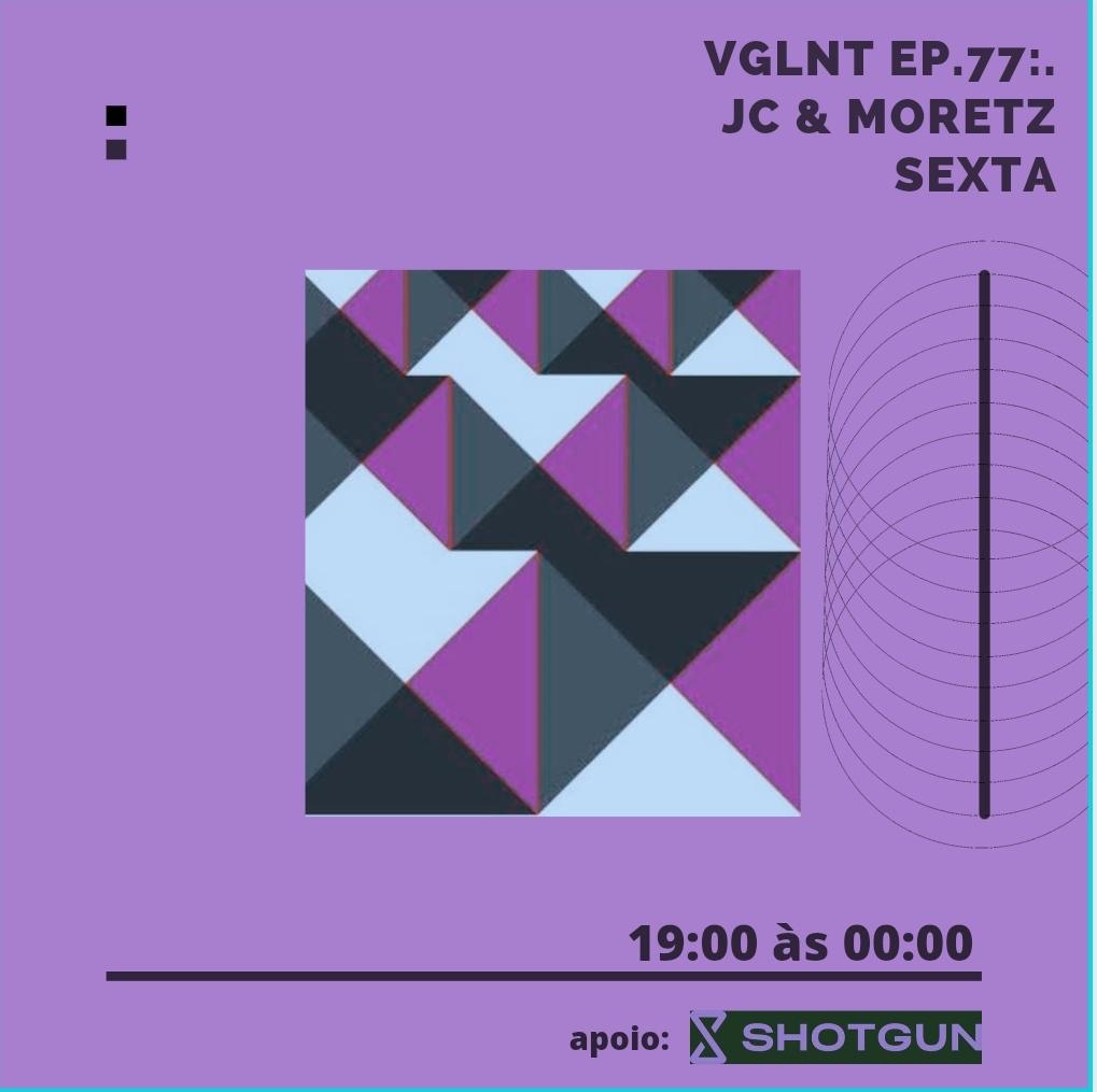 VGLNT ep 77 com JC e Moretz