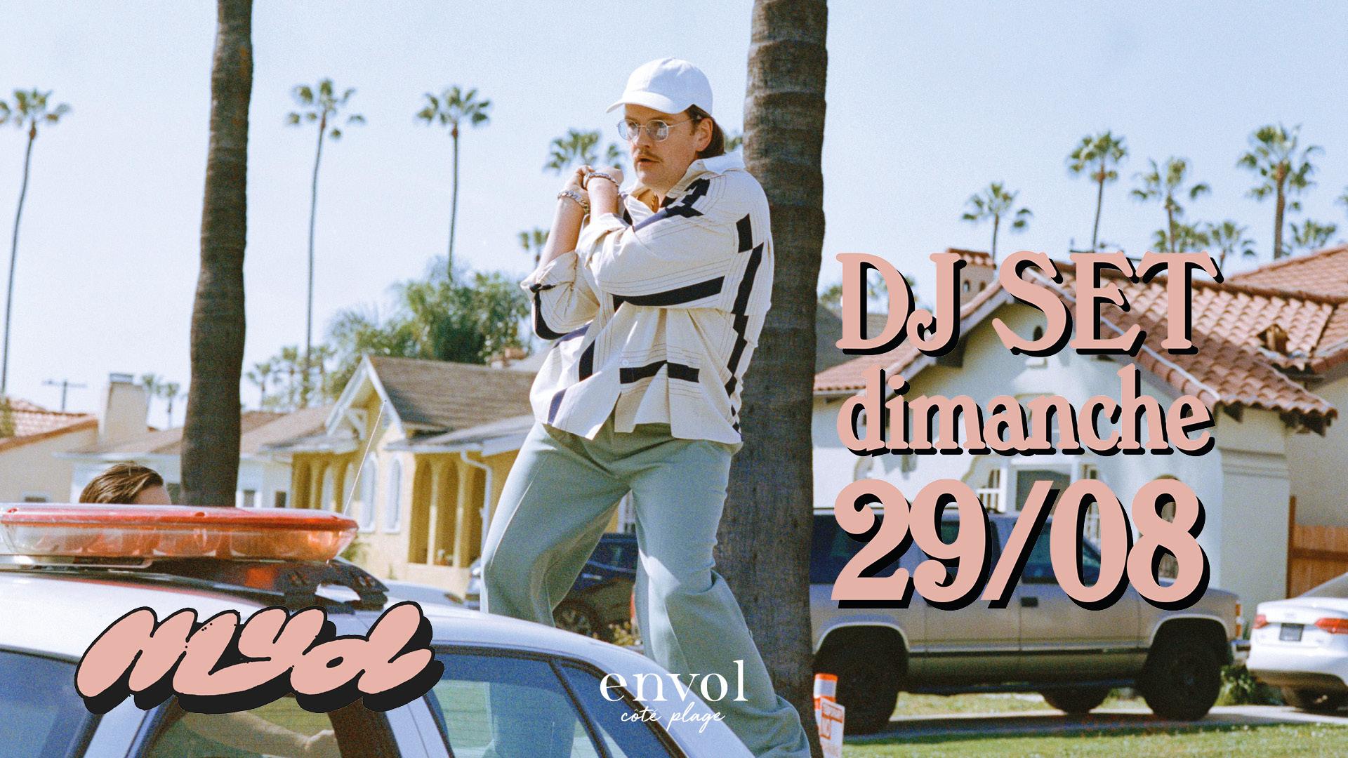 MYD (DJ Set) @ l'Envol Côté Plage (29/08)