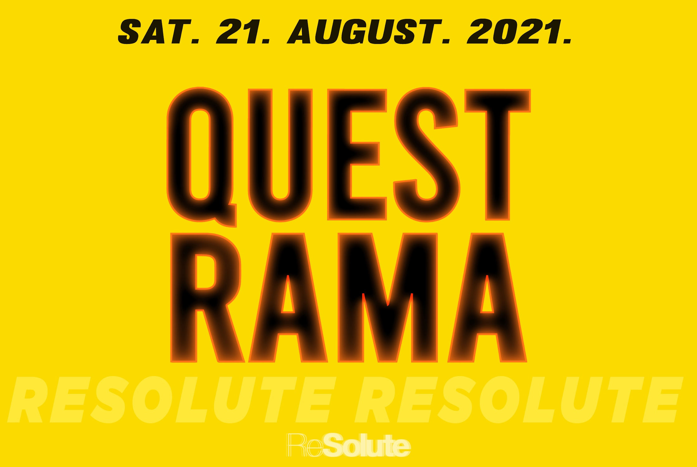 ReSolute with Quest & Rama