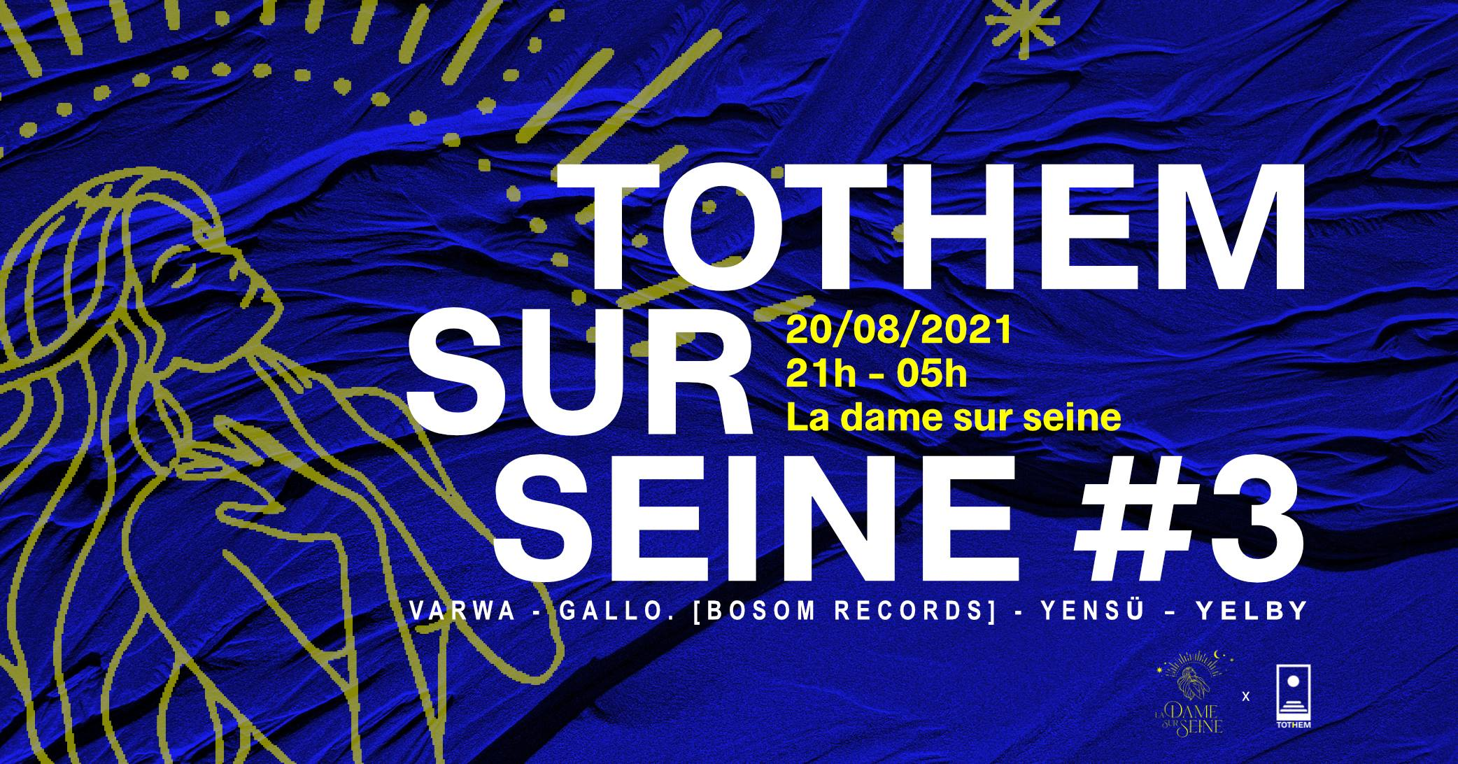 TOTHEM Sur Seine #3