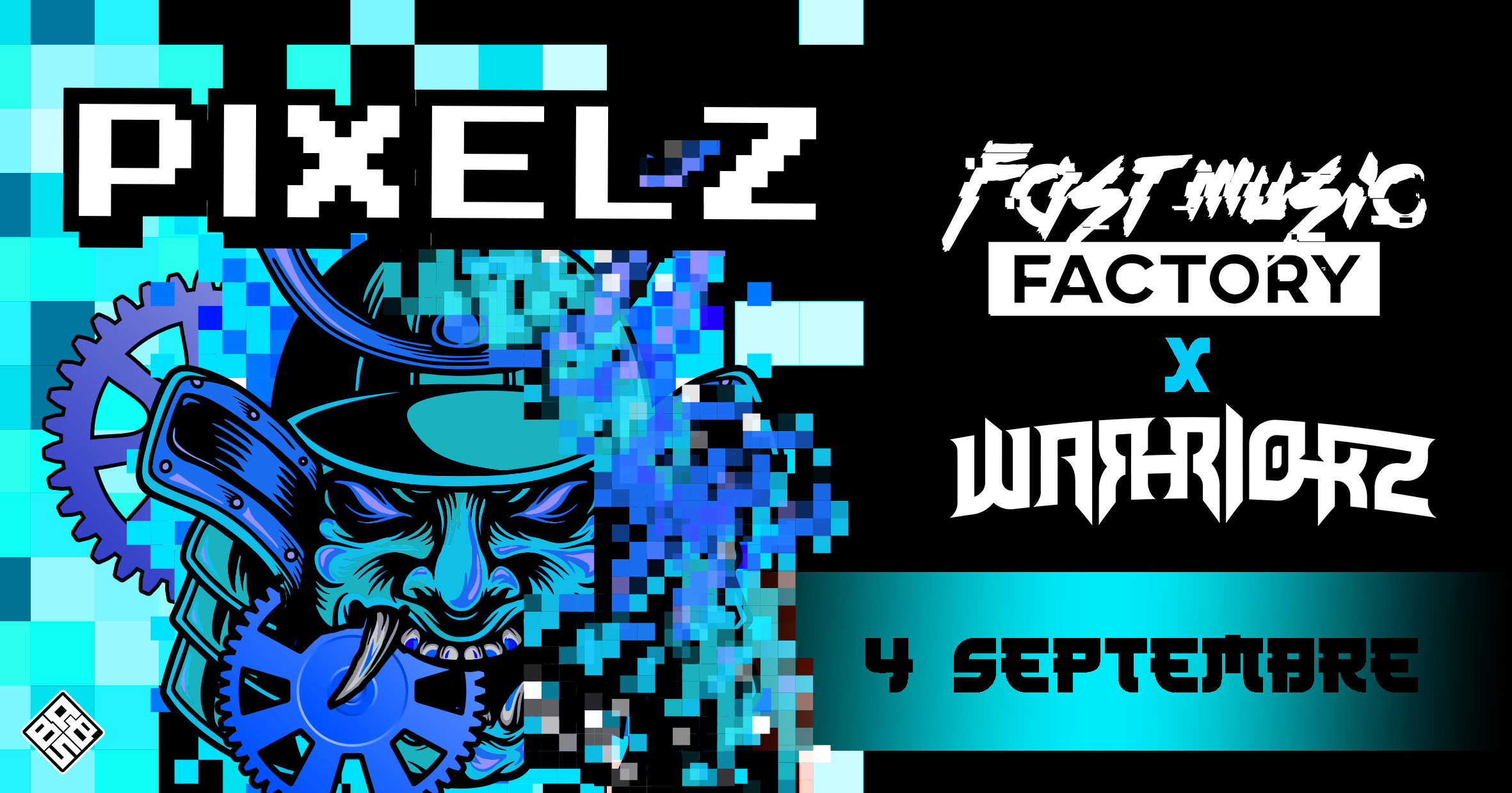 PIXELZ (Warriorz x Fast Music Factory)