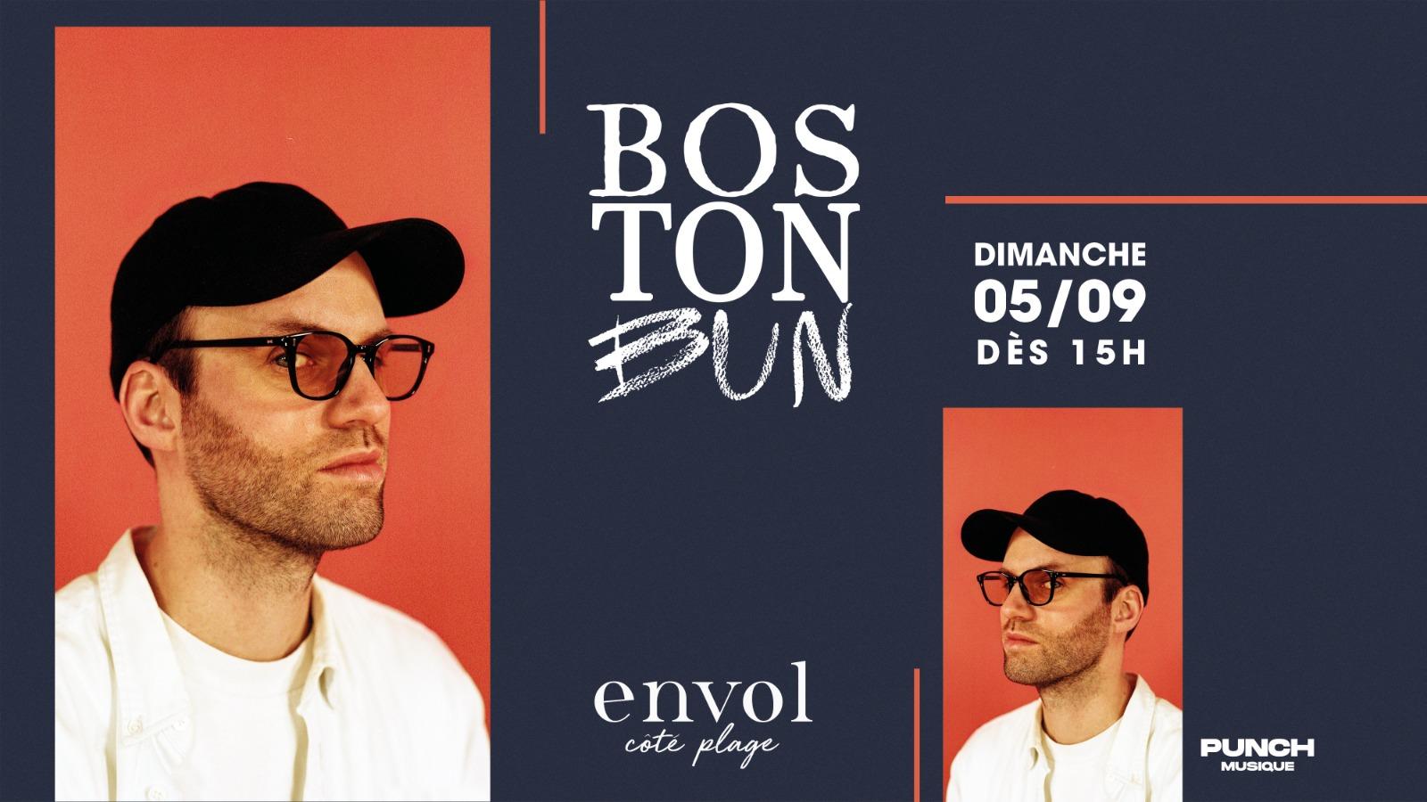 BOSTON BUN @ L'Envol Côté Plage