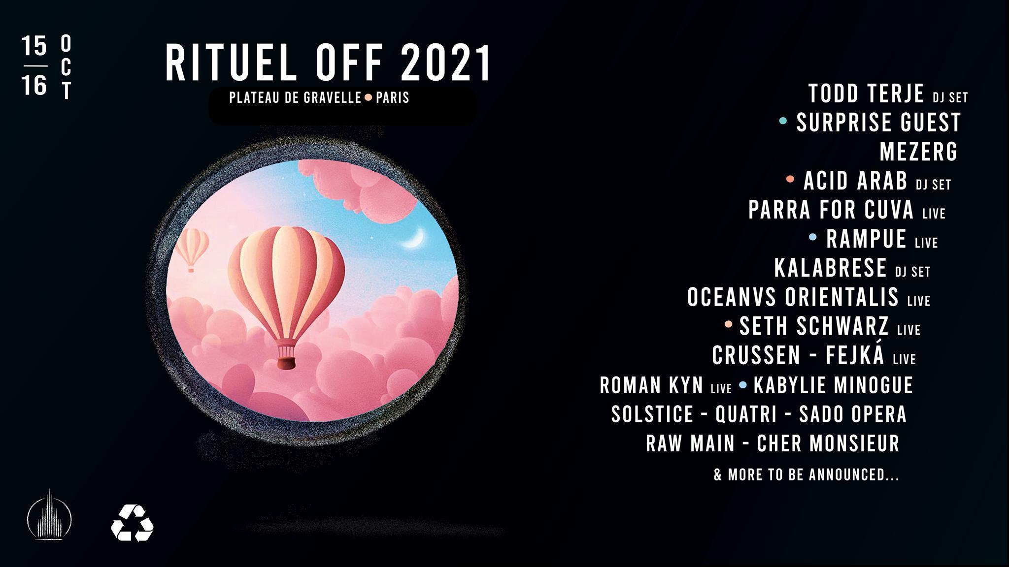 Rituel Off 2021