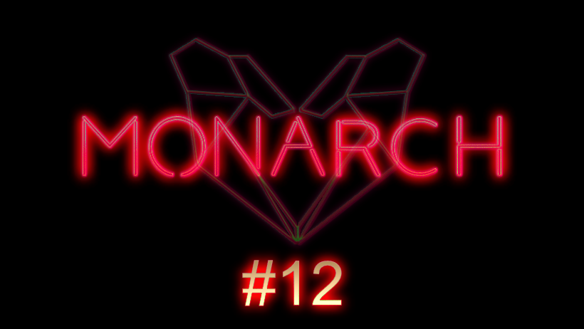 MONARCH #12 - LES CAVES (SOLD OUT)