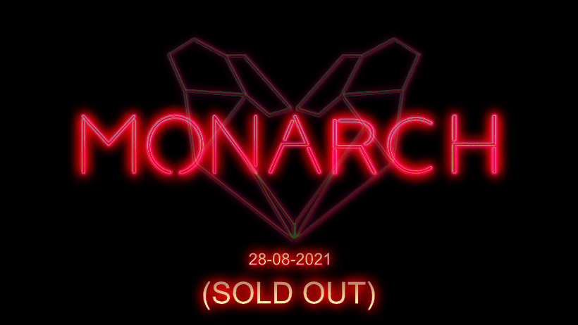 MONARCH #11 - SOLD OUT