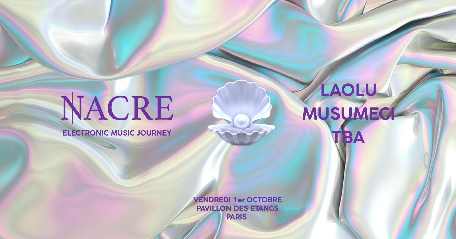 Nacre IV - Musumeci & Laolu
