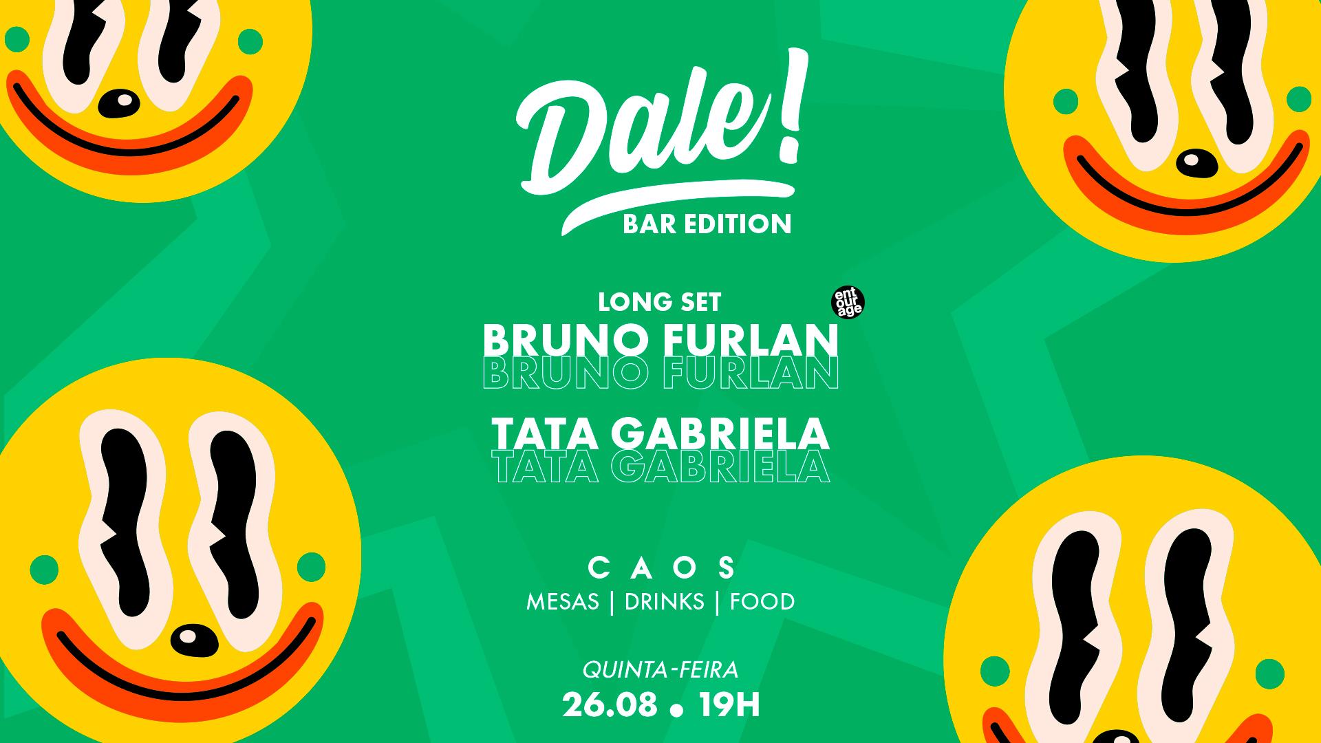 Dale! apresenta Bruno Furlan